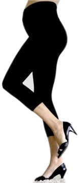 9fashion Maternity & Post Pregnancy Capri Cropped Leggings MORE COLOURS, Maternity Leggings Toronto Canada Online,- Luna Maternity & Nursing
