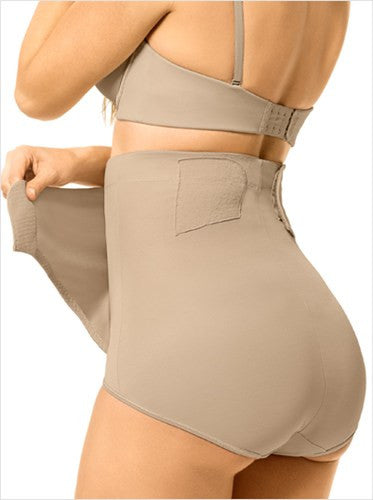 04aaaf9a91af2 Leonisa High Waist Post-Pregnancy Panty with Adjustable Belly Wrap 012885