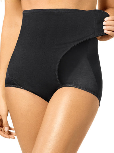 Leonisa High Waisted Post-Pregnancy Panty with Adjustable Belly Wrap, shapewear,- Luna Maternity & Nursing