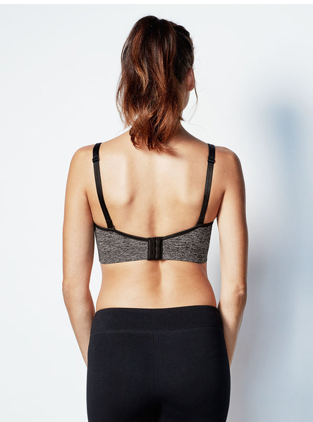 Cake Lingerie recommends maternity bras for during your pregnancy and nursing bras for postpartum. Cake suggests a seamless maternity and nursing bra during the 1st trimester & immediately post birth.