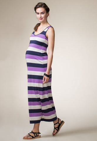 Boob Maternity & Nursing Maxi Dress Cameron, Maternity Dresses Canada Nursing Dresses Canada,- Luna Maternity & Nursing