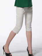 Messa Maternity Cropped Trousers, Sale,- Luna Maternity & Nursing