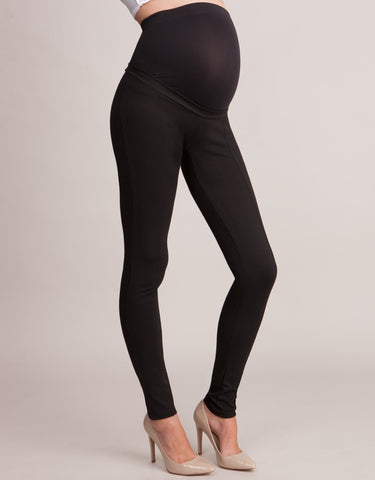 Seraphine Over-the-Tummy Maternity Treggings Cruz, Best Maternity Pants Pregnancy Trousers Toronto Canada Online,- Luna Maternity & Nursing