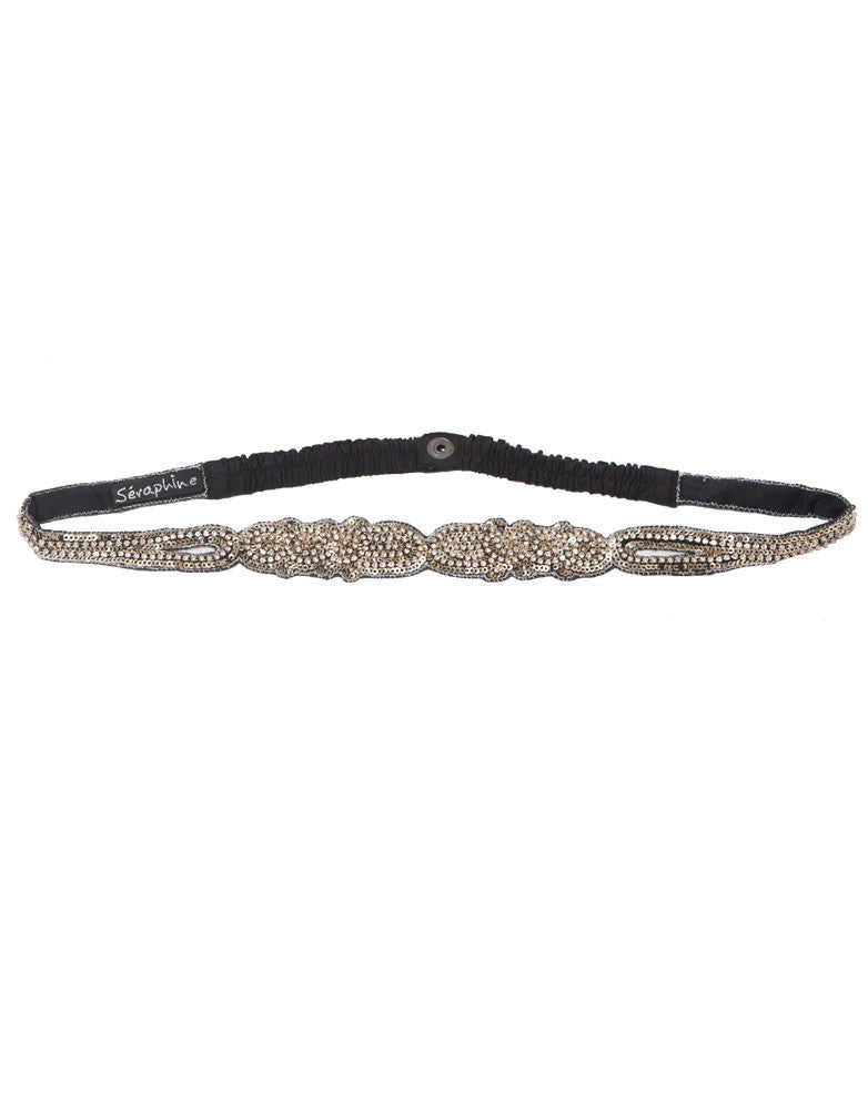 Seraphine Diamonte Embellished Maternity Belt, Accessories,- Luna Maternity & Nursing