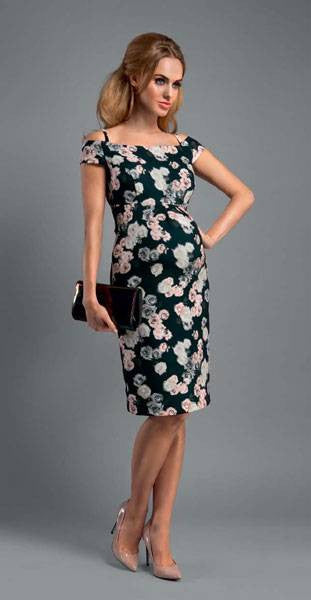 Elpasa Maternity Angela Dress, Maternity Dresses Canada Nursing Dresses Canada,- Luna Maternity & Nursing
