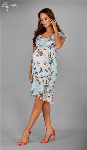 Elpasa Maternity Dress Nicoletta, Maternity Dresses Canada Nursing Dresses Canada,- Luna Maternity & Nursing