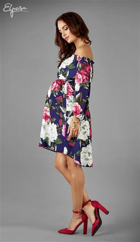 Elpasa Maternity & Nursing Dress Brenda SALE, Maternity Dresses Canada Nursing Dresses Canada,- Luna Maternity & Nursing
