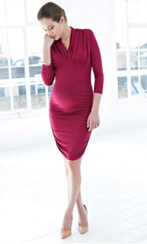 Isabella Oliver Maternity & Nursing Dress - Olivia, Maternity Dresses Canada Nursing Dresses Canada,- Luna Maternity & Nursing