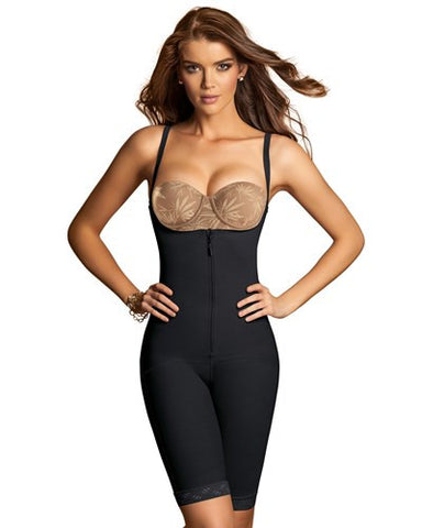 Leonisa Post-Pregnancy Mid-Thigh Body Shaper, shapewear,- Luna Maternity & Nursing