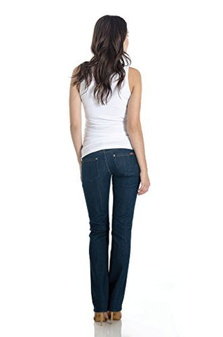 Lilac Maternity & Tummy Trimmer Post Pregnancy Straight Leg Jeans, Designer Maternity Jeans Toronto Canada Online,- Luna Maternity & Nursing