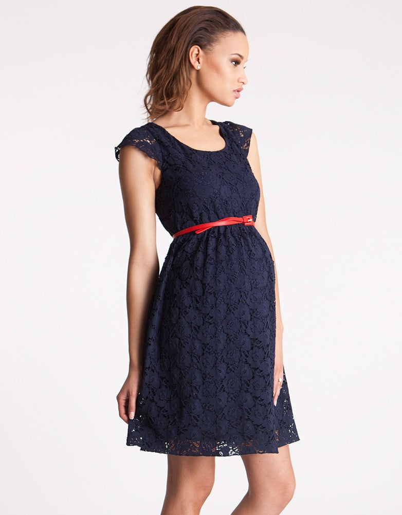 Red lace dress canada