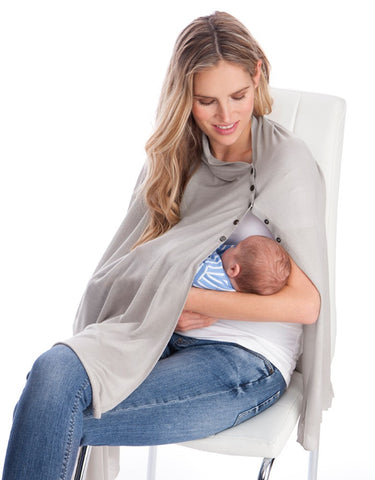 Seraphine Maternity & Nursing Summer Shawl Madison, Accessories,- Luna Maternity & Nursing