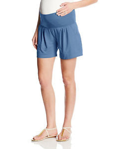 4b619f30130 Mothers en Vogue Maternity & Beyond Jersey Shorts, Shorts,- Luna Maternity  & Nursing
