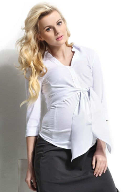 Maternity Tops Nursing Tops Canada, 9fashion Maternity Blouse Zahara, Luna Maternity & Nursing,  - 1