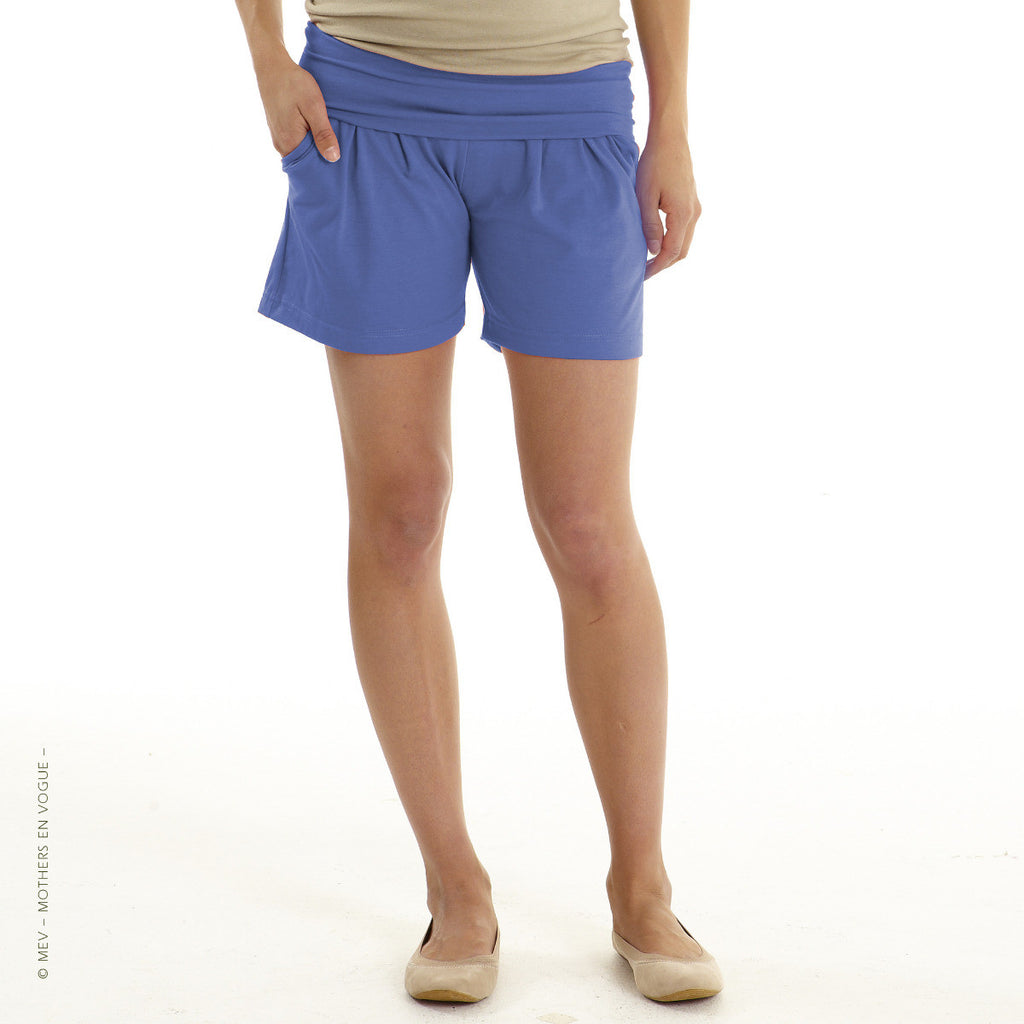 Mothers en Vogue Maternity & Beyond Jersey Shorts