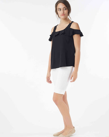 Mothers en Vogue Maternity & Nursing Top Nikki