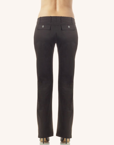 Seraphine Straight Leg Maternity Trousers - Size 2 Cdn, Best Maternity Pants Pregnancy Trousers Toronto Canada Online,- Luna Maternity & Nursing