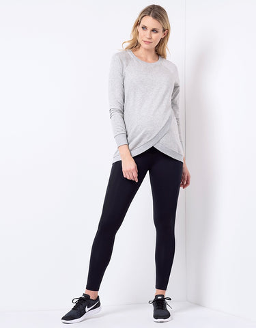 Seraphine Maternity Active Long Leggings, Maternity Leggings Toronto Canada Online,- Luna Maternity & Nursing