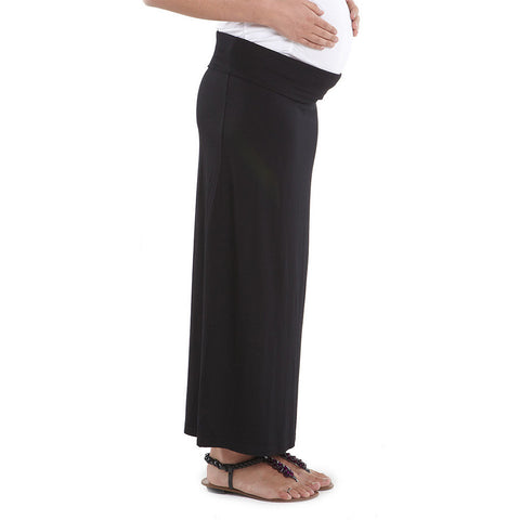 Mothers en Vogue 3 in 1 Slim Fit Maxi Skirt & Tube Dress, Skirt,- Luna Maternity & Nursing