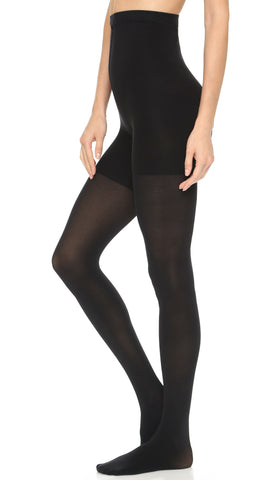 Spanx Post-Pregnancy High Waisted Opaque Tights, shapewear,- Luna Maternity & Nursing