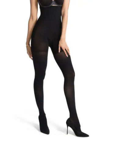 Spanx Post-Pregnancy High Waisted Opaque Tights