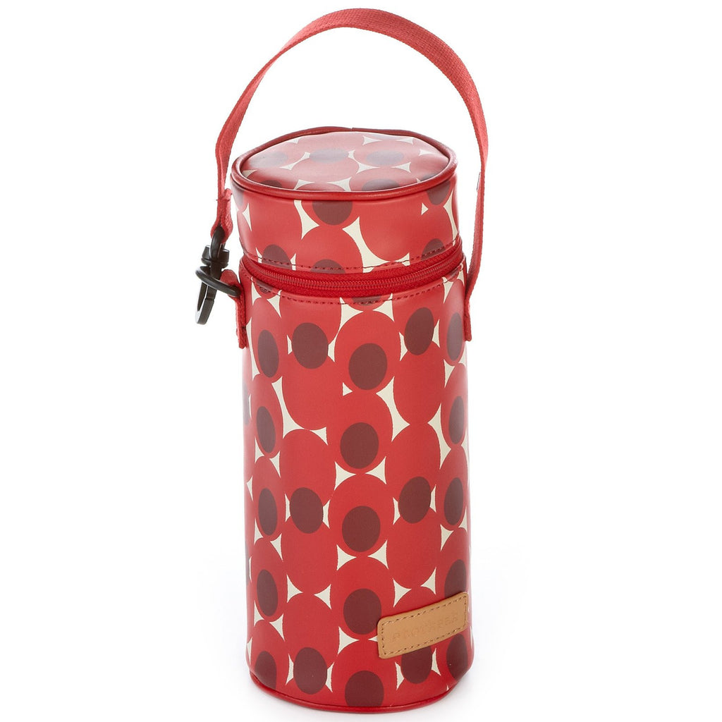 Storksak Insulated Bottle Holder - Retro Dot, Bag,- Luna Maternity & Nursing
