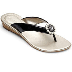 The Perfect Holiday Sandals by Lindsay Phillips with Interchangeable Snaps, Swimwear,- Luna Maternity & Nursing