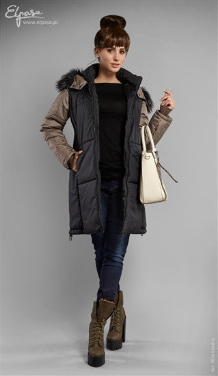 Elpasa Adjustable Maternity & Beyond Winter Coat Felipa, Mississauga Toronto Montreal Alberta BC,- Luna Maternity & Nursing