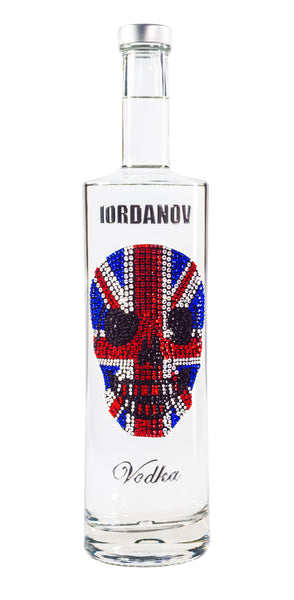 Iordanov Vodka Skull Edition UK