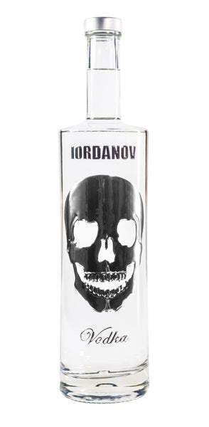 Iordanov Vodka Skull Edition 3D CHROME