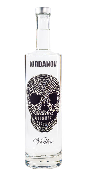 Iordanov Vodka Skull Edition SILBER