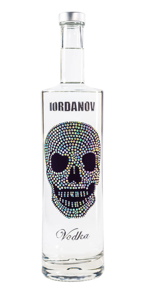 Iordanov Vodka Skull Edition RAINBOW