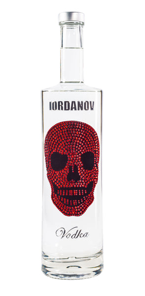 Iordanov Vodka Skull Edition ROT