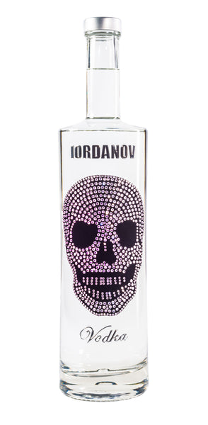 Iordanov Vodka Skull Edition ROSA