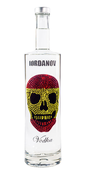 Iordanov Vodka Skull Edition SPAIN