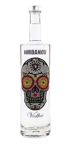 Iordanov Vodka Skull Edition FRED