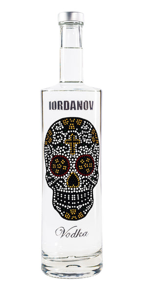 Iordanov Vodka Skull Edition BERT