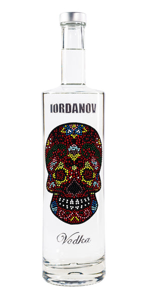 Iordanov Vodka Skull Edition KIRK