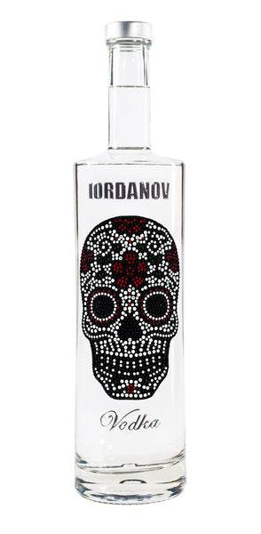 Iordanov Vodka Skull Edition MAC