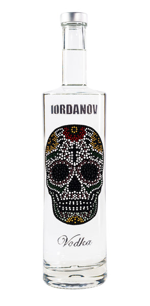 Iordanov Vodka Skull Edition MICK
