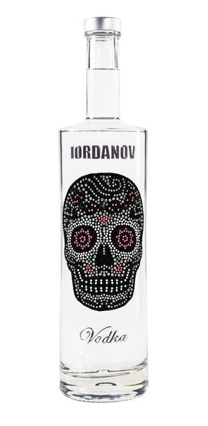 Iordanov Vodka Skull Edition MIRA