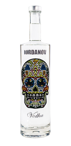 Iordanov Vodka Skull Edition REFLEX