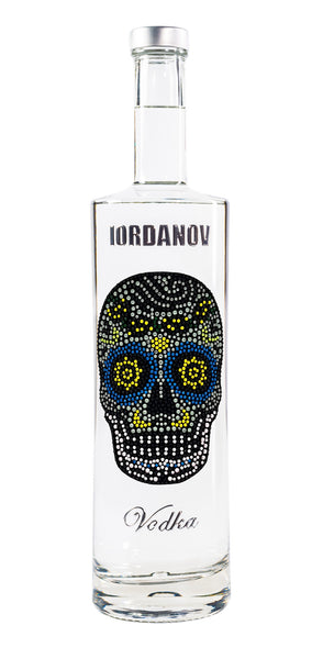 Iordanov Vodka Skull Edition RINGO