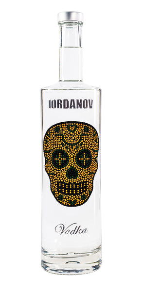 Iordanov Vodka Skull Edition SUE