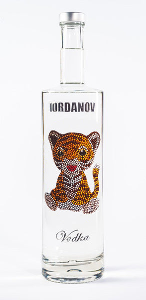 Iordanov Vodka BABY-TIGER Edition