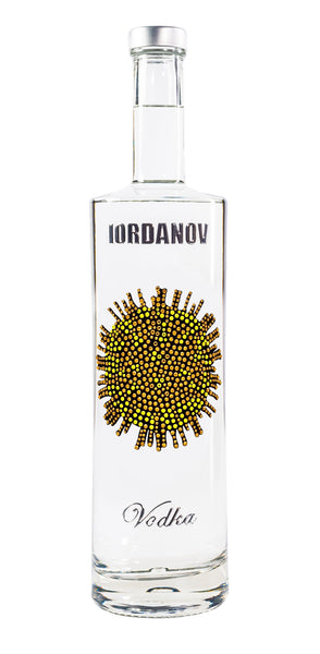 Iordanov Vodka Coronavirus Edition GOLD