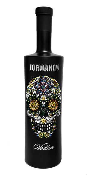 Iordanov Vodka (Black Edition) Skull Edition WILLI