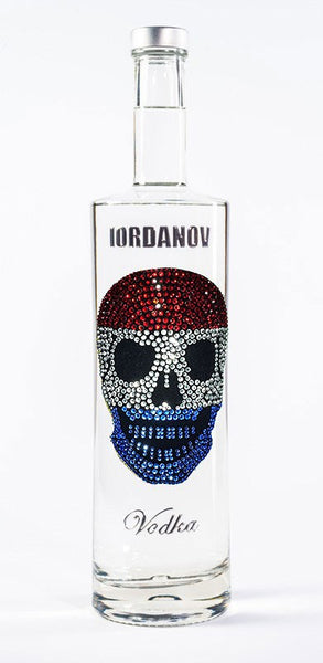 Iordanov Vodka Skull Edition NETHERLANDS