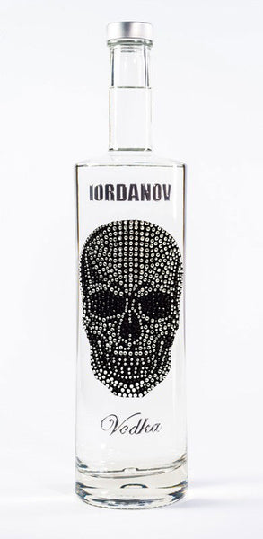 Iordanov Vodka Skull Edition PHIL