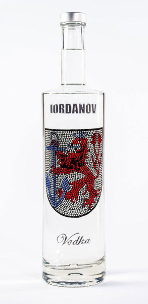 Iordanov Vodka Edition DUESSELDORF